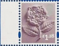 2012 GB - SGEN42 £1.28 (C) Left Marginal Single MNH